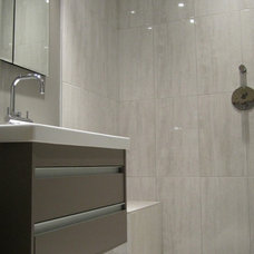 Contemporary Bathroom by Kander Consulting