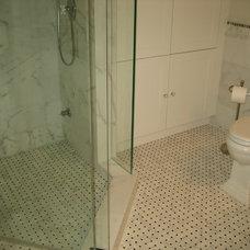 Traditional Bathroom by Pulse Design