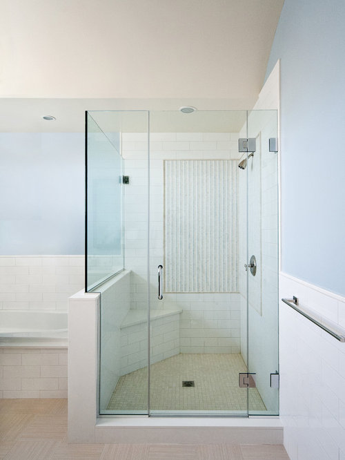 Frameless Glass Shower Door Home Design Ideas Pictures