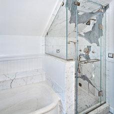 Contemporary Bathroom by New York Shower Door