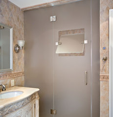 traditional showers by New York Shower Door