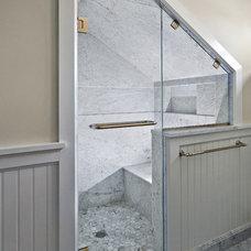 Bathroom by New York Shower Door