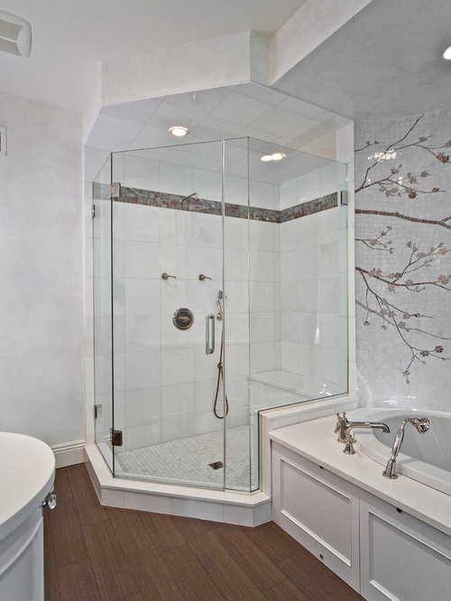 Neo Angle Shower Houzz