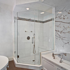contemporary showers by New York Shower Door