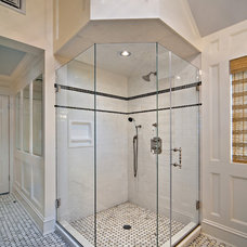Traditional Bathroom by New York Shower Door