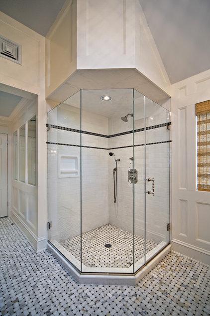 Traditional Bathroom by New York Shower Door