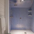 Tracey Rapisardi Design Beach Style Bathroom Tampa
