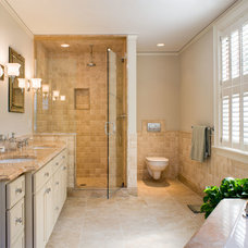 Traditional Bathroom by Suburban Renewal Inc