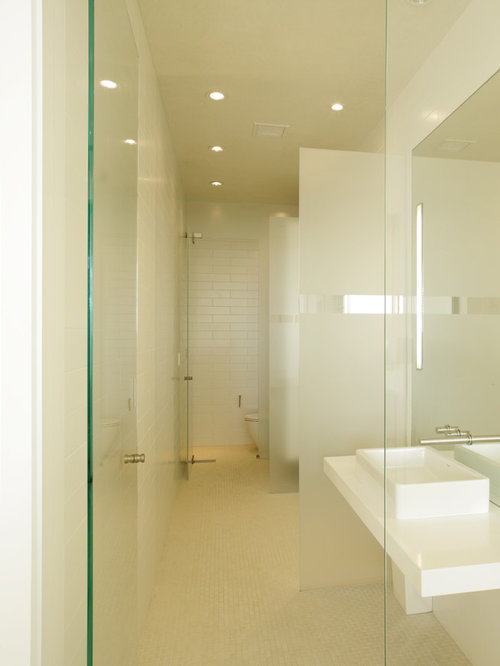 Frosted Glass Wall Partition Home Design Ideas, Pictures, Remodel and ...