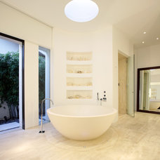 Contemporary Bathroom by Magni Inc
