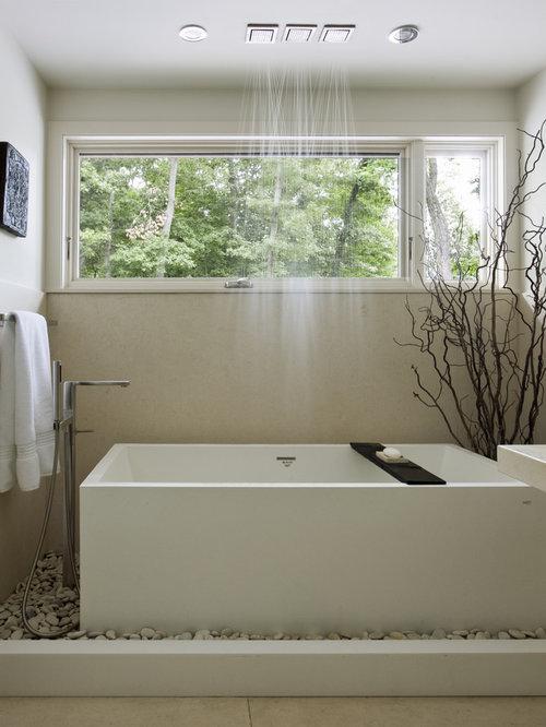 shower over tub houzz. Black Bedroom Furniture Sets. Home Design Ideas