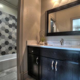 Salle de bain romantique Oklahoma City : Photos et idées ...