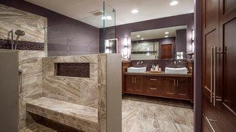 Nicklaus Modern Shower & Bathroom