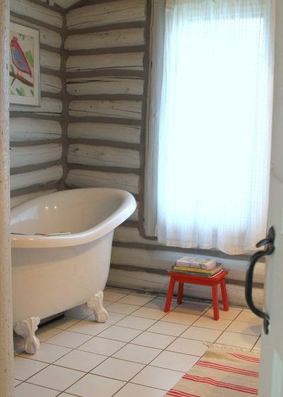 Eclectic Bathroom by Jeff Jones Snap It Photography