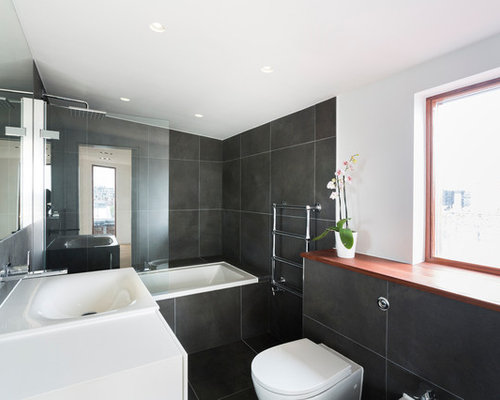 inspiration for a modern bathroom in london