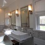 Bathrooms Contemporary Bathroom Philadelphia By Re