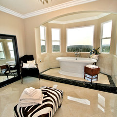 contemporary bathroom by Tina Kuhlmann