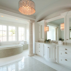 Mediterranean Bathroom by The Kitchenworks