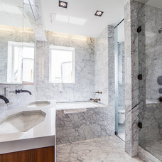 Contemporary Bathroom by S. A. Baxter, Inc.