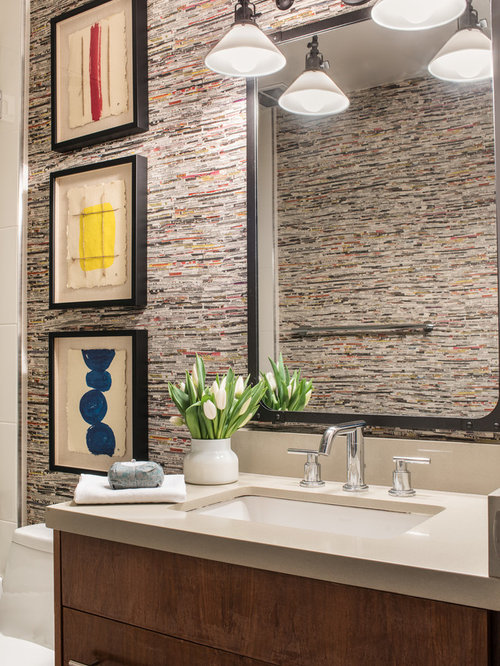 Mid Sized Bathroom Design Ideas Remodels Amp Photos