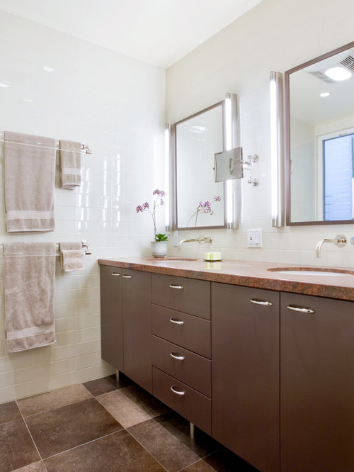 Double Towel Bar Houzz