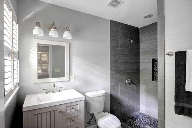 Awesome Traditional Bathroom by Carl Mattison Design