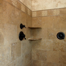 Mediterranean Bathroom by Robin Straub