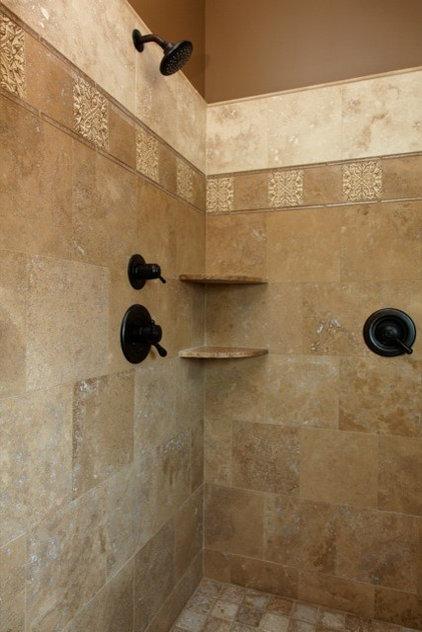 Mediterranean Bathroom by Robin Straub