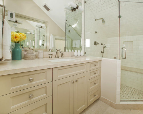 Traditional Low Basement Ceilings Bathroom Design Ideas, Pictures ...