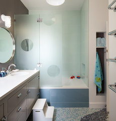 contemporary bathroom by Jeff King & Company