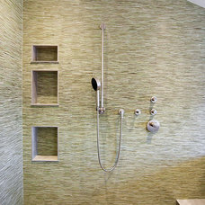 Contemporary Bathroom by W. David Seidel, AIA - Architect