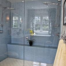Contemporary Bathroom by bd home design + interiors