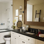 Royal Ocean View - Contemporary - Bathroom - Vancouver - by Positive Space Staging + Design, Inc.