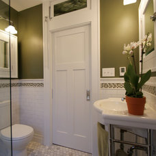 Traditional Bathroom by Hanson Building and Remodeling