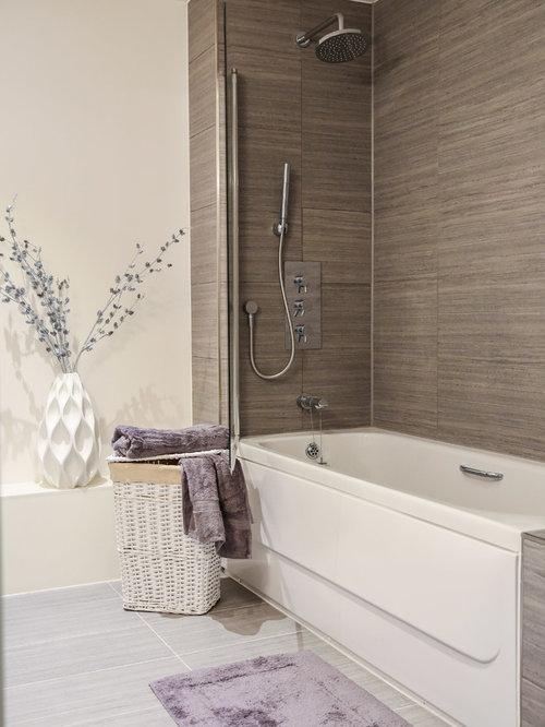 boutique hotel style bathroom design ideas, remodels & photos