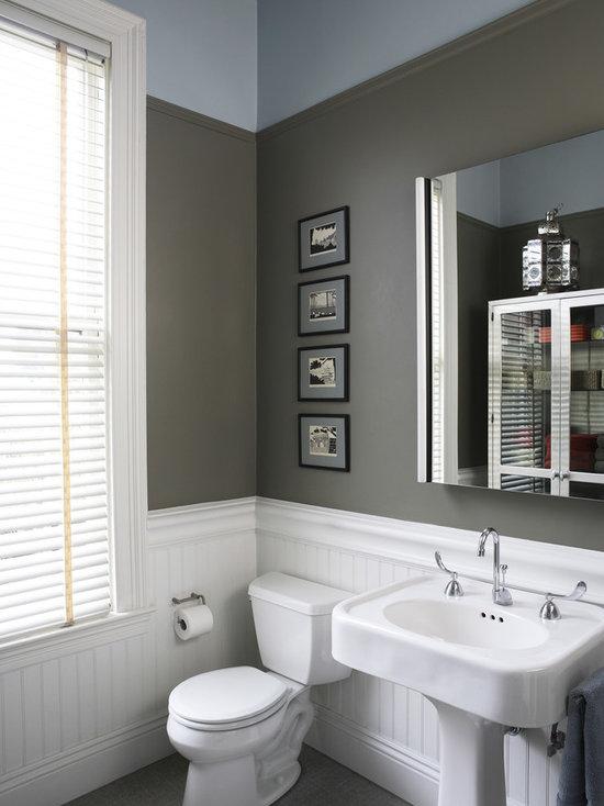 Beadboard Bathroom Cabinets Beadboard Bathroom Wall Anoceanviewcom