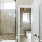 Hillsborough Master Bath Modern Bathroom San