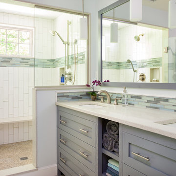 North Andover MA Bath remodel