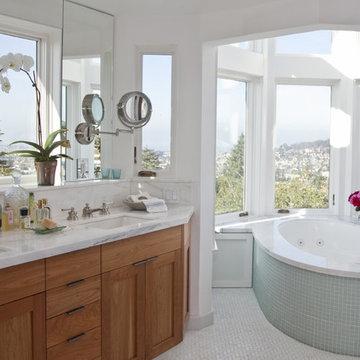 North Berkeley Hills Bathroom Remodel