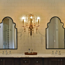 Traditional Bathroom by Beth Interiors
