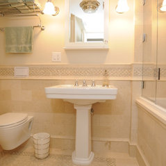 Frank Webb Home Bedford MA US - Webb bathroom remodeling