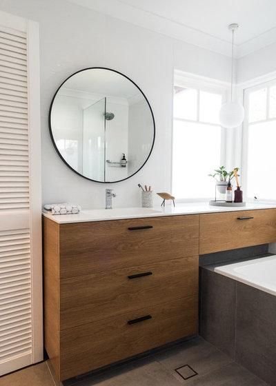 Contemporary Bathroom by Staple Design