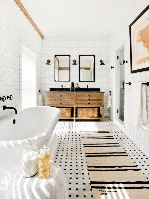 Large Bathroom Design Ideas, Remodels & Photos
