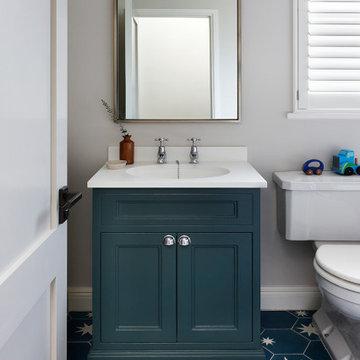 North Kensington Family Home - Bathroom