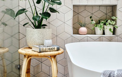 Room of the Week: A Bathroom Where Functionality Meets Fun