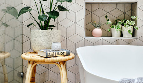 Bathroom Tour: Functionality Meets Fun in This Melbourne Bath