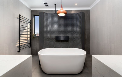 8 Reasons to Choose a Semi-Freestanding Bathtub