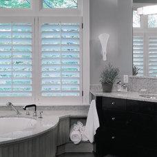 Contemporary Bathroom by Bruce Kading Interior Design