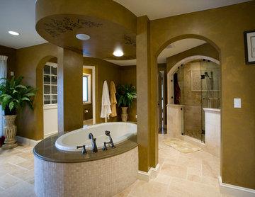 North Oaks Master Bath