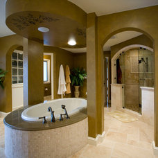 Traditional Bathroom by Aspen Builders and Remodelers